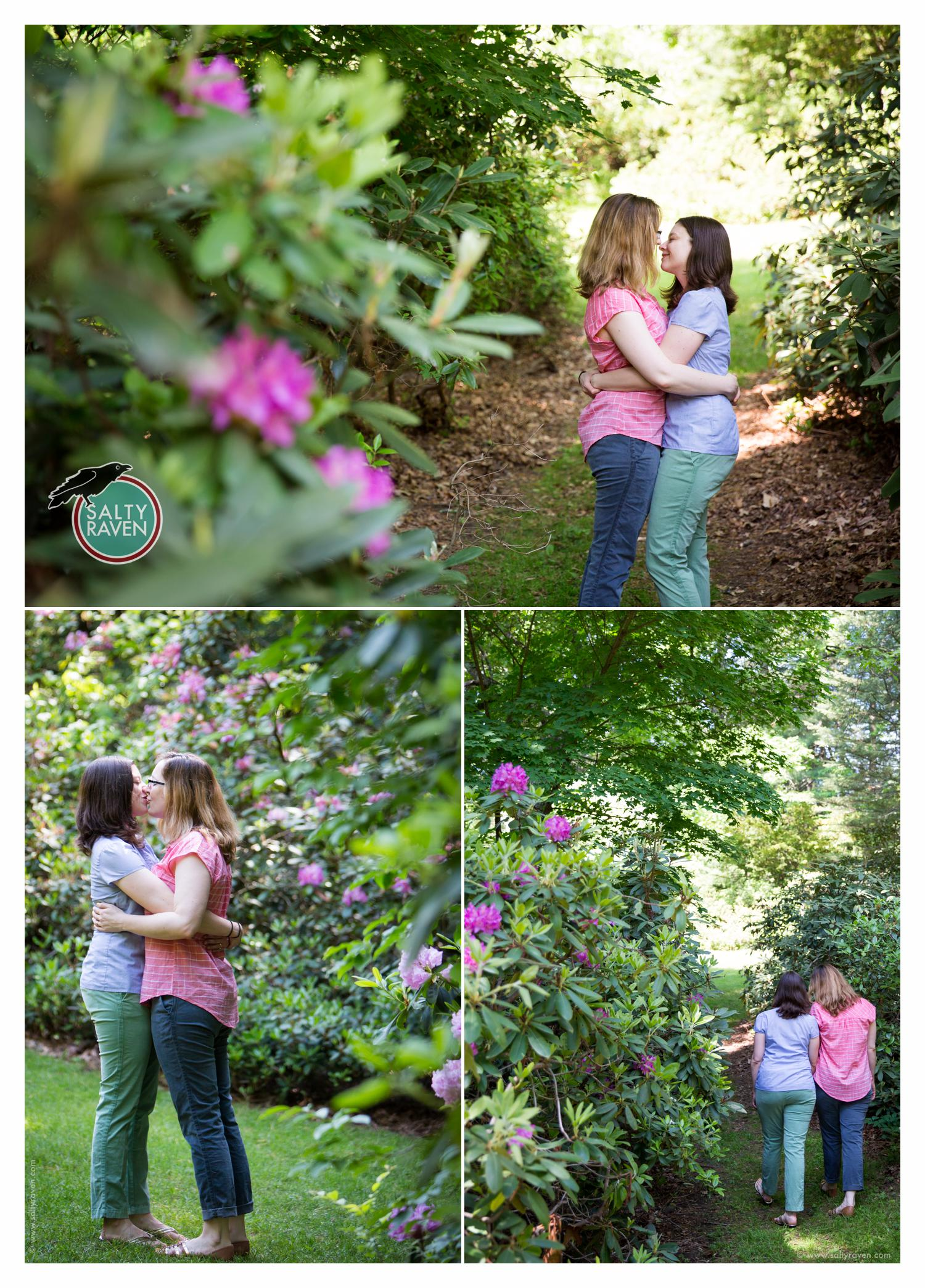 Wellesley College Engagement Session 2