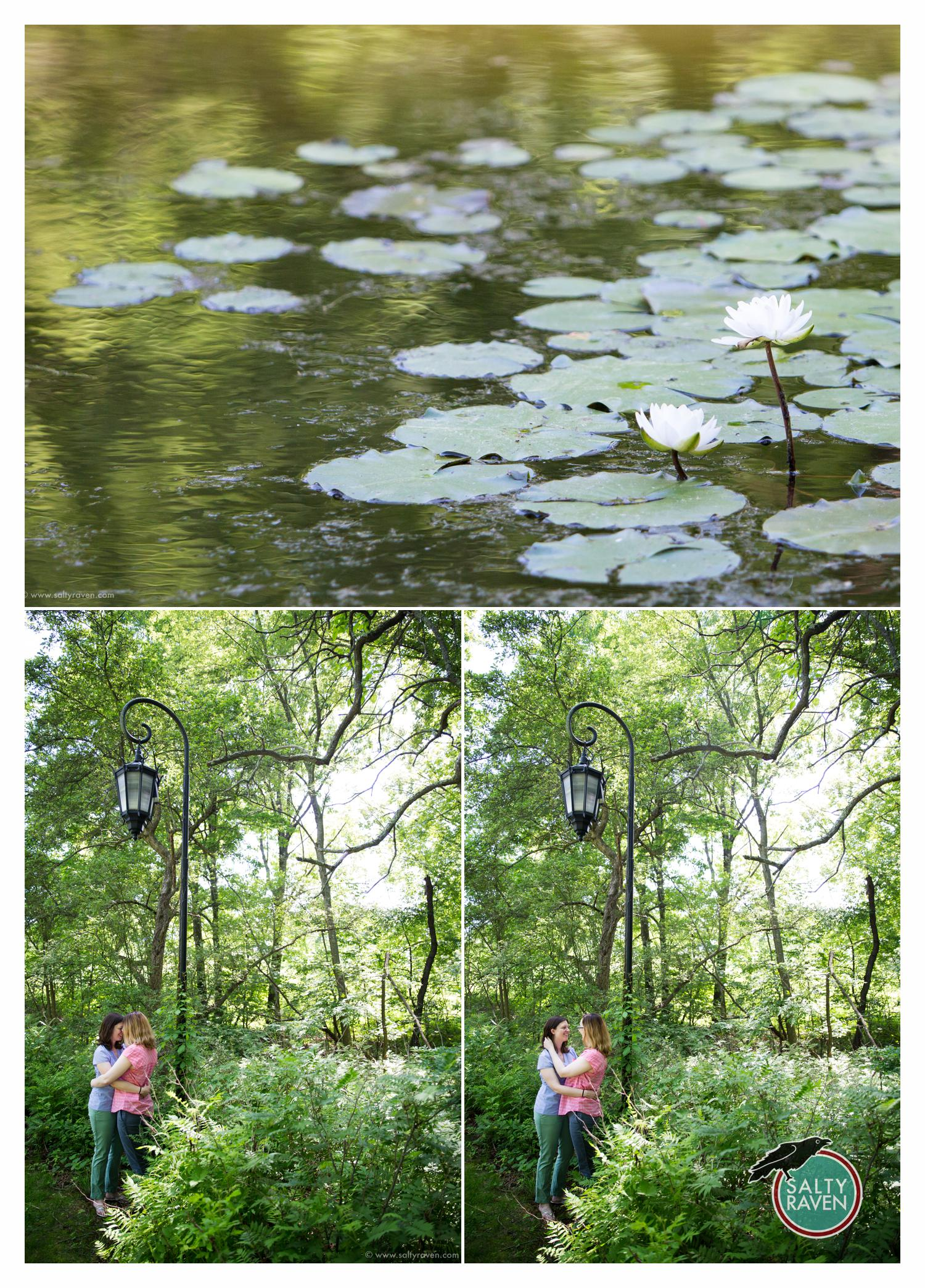 Wellesley College Engagement Session 3